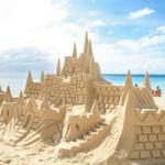 Anleitung für die perfekte Sandburg